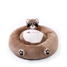 Brown Sloth Round Pet Nest