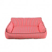 Red Stripes Can Be Washed Four Seasons Universal Large Dogs Warm Pet Kennel