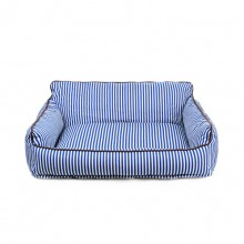 Blue Stripes Can Be Washed Four Seasons Universal Large Dogs Warm Pet Kennel