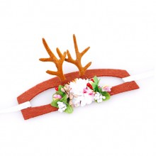 Christmas Cute Antlers Pet Headdress