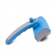 Pet Steel Nails Blue Clean Comb