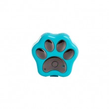 Blue GPS Locator Waterproof WiFi Tracker Pet Location Tracker