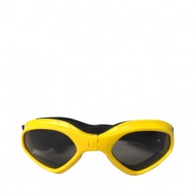 Pet Yellow Heart-shaped Sunglasses