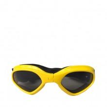 Pet Yellow Heart-shaped Sunglasses