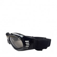 Pet Black Heart-shaped Sunglasses