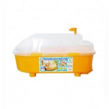 Orange Bath Tub For Pet Dog