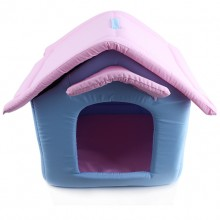Pet Blue Cozy Cottage