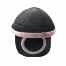 Pet Winter Black Yurt
