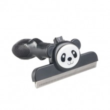 Black Panda General Stainless Steel Pet Hair Removal Comb Dog Fade Comb