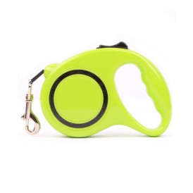 Green Retractable Automatic Pet Traction Rope