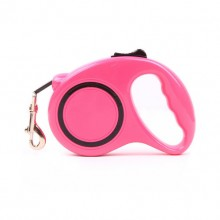 Red Retractable Automatic Pet Traction Rope