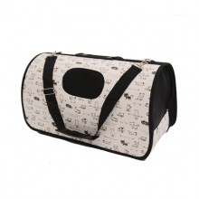 Kitty Pattern Portable Breathable Small Pet Bag Aviation Box