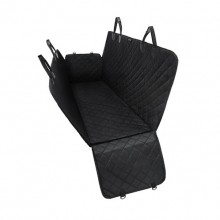 Black Collapsible Waterproof Anti-dirty Car Mat Car Pet Hammock