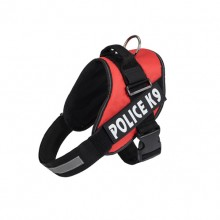 Red Explosion-Proof Chong Pet Dog Chest Strap Dog Traction Rope